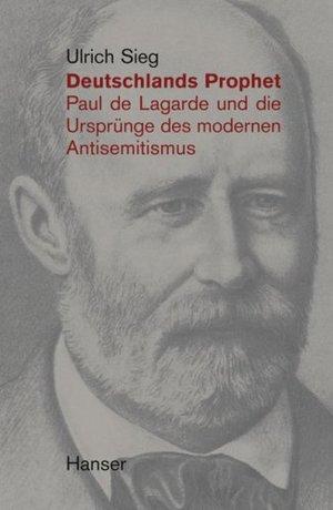 LAGARDE, PAUL ANTON DE:
